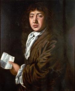 pepys portrait