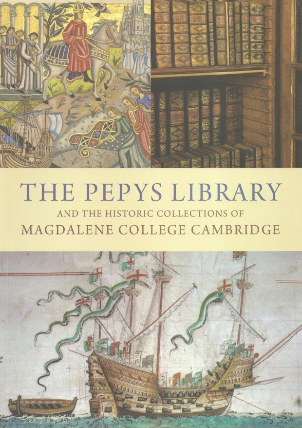 Book of libraries front cover